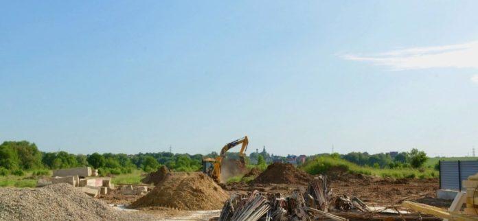 Выдано разрешение на строительство компенсационного дома в поселении Рязановском