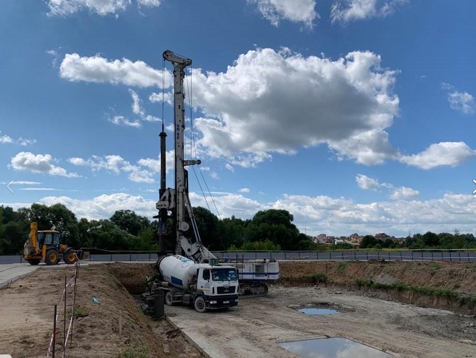 Фотоотчет со строительной площадки от 21.08.2020г.