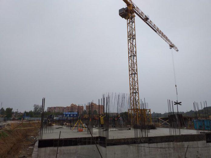 Компенсационный дом в Рязановском