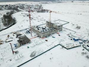 Дом поселение Рязановское дольщики компенсационный